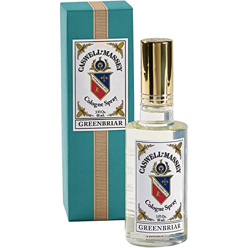 (Caswell-Massey Greenbriar Cologne Spray – Natural Blend of Sage, Patchouli, Mandarin and Vetiver – 3)