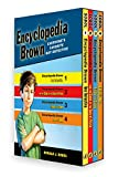 Best Books For 7 Year Old Boys - Encyclopedia Brown Box Set (4 Books) Review