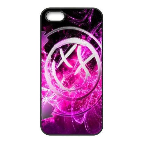 Blink 182 Graphics Picture Symbol Spray 3197 coque iPhone 4 4S cellulaire cas coque de téléphone cas téléphone cellulaire noir couvercle EEEXLKNBC23637