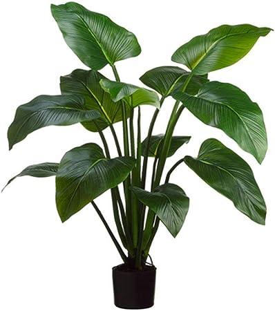 Hoja De Eneldo Verde Artificial,Árbol Falso Planta Planta En ...