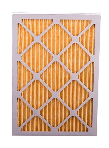 "AirShield 30001-206-0008 Micro-Allergen MERV 11 High Capacity Air Furnace Filters (6 Pack), 12 x 15 x 1"""
