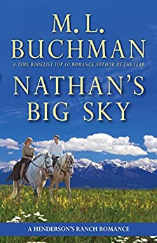 Nathan's Big Sky (Henderson's Ranch Book 3) by [Buchman, M. L.]