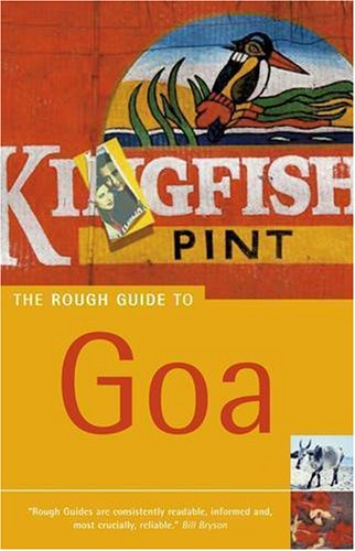 The Rough Guide To Goa 6  Rough Guide Travel Guides