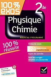 Physique-Chimie 2de: Exercices résolus (Physique et Chimie) - Seconde