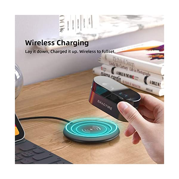 Enacfire E18 Plus Wireless Charging