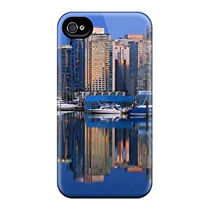 Iphone 6 Cases, Premium Protective Cases With Awesome Look - Coal Harbour Downtown Vancouver Skyline British Columbia