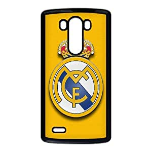 LG G3 Phone Case With Classic Images Real Madrid