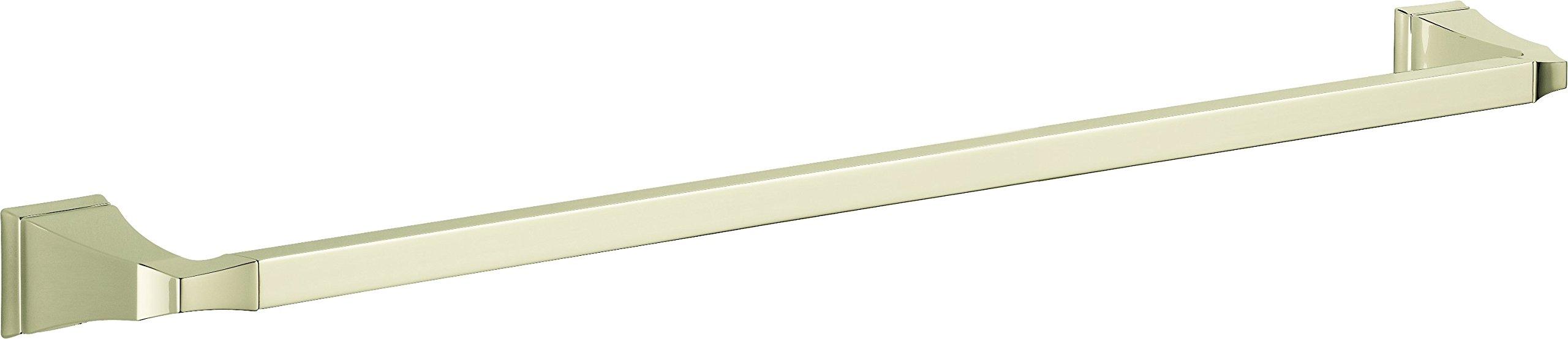 Delta Faucet 75130-PN Dryden Towel Bar, Polished Nickel