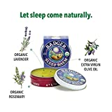 Badger - Sleep Balm, Lavender & Bergamot, Natural