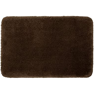 STAINMASTER TruSoft Luxurious Bath Rug, 17-By-24 Inch Coffee Bean