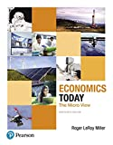 img - for Economics Today: The Micro View (19th Edition) (Pearson Series in Economics) book / textbook / text book