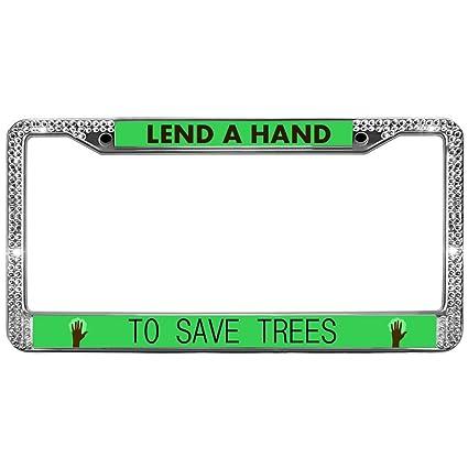 3d0dfd131e7 Amazon.com  GND License Plate Frames