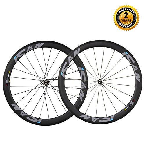 carbon fiber 700c wheelset - 6