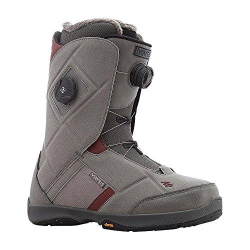 wboard Boots (Canyon, 11.5) (K2 Boa Boots)