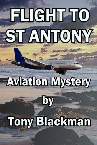 Book cover for Flight to St Antony