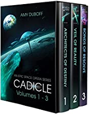 Cadicle Omnibus (Volumes 1 - 3): An Epic Space Opera Series