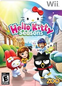 Hello Kitty Seasons - Nintendo Wii: Video Games - Amazon com