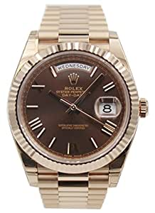 Rolex Day-Date II automatic-self-wind mens Watch 228235 (Certified Pre-owned)