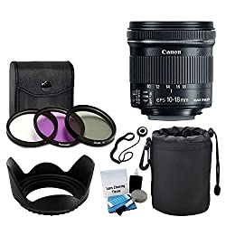 Image of the product Canon EF S 10 18mm f/45 that is listed on the catalogue brand of Photo4Less.