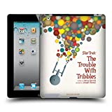 Official Star Trek The Trouble With Tribbles Juan Ortiz Posters TOS Hard Back Case for iPad 2 (2011)