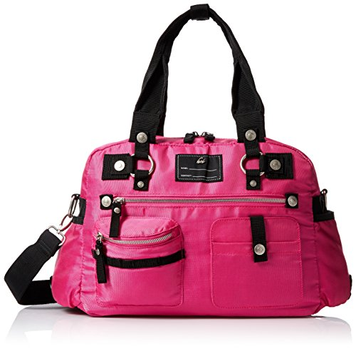Koi Women's Utility Bag Versatile and Fashionable with Lots Of Pockets, Lipstick, One Size