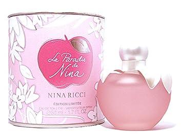 Nina Ricci Le Paradis Eau de Toilette Spray, 1.7 Ounce