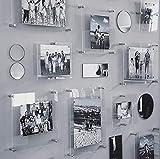 Wexel Art 14x19-Inch Rectango Magnetic Single Panel