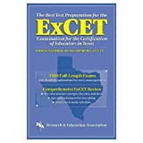 ExCET, Research & Education Association Editors and William Henry Barber, 0878919716