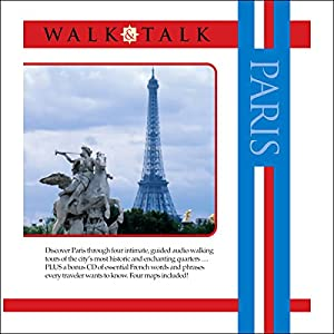 Walk and Talk Paris Audiobook