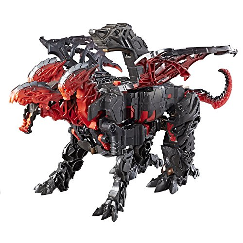 Transformers: The Last Knight Mega 1-Step Turbo Changer Dragonstorm ()