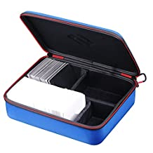 Smatree Smacase H300 Carrying Case for C. A. H. Card Game, Blue
