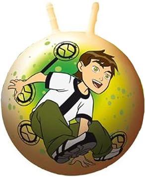 Mookie Ben 10 - Pelota para Saltar: Amazon.es: Juguetes y juegos