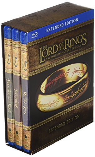 (The Lord of the Rings: The Motion Picture Trilogy (The Fellowship of the Ring / The Two Towers / The Return of the King) (Extended Edition))