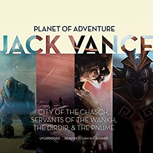 Planet of Adventure Audiobook