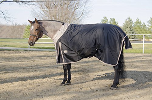Barn&Stable Turnout Blanket 1680D Ripstop, 210D Lining and 200grm Fill-Size - Turnout Blanket 1680d