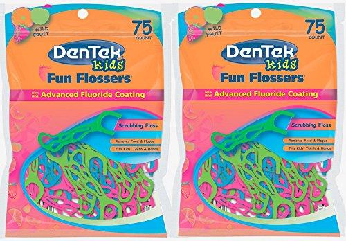 DenTek Kids Flosser Floss Picks