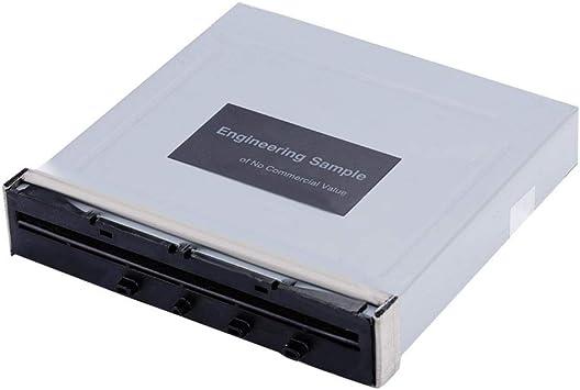 Richer-R Unidad óptica Interna Unidad de Disco óptico, Blue Ray Lector DVD/CD Portátil para Xbox One S,Ergonómico: Amazon.es: Electrónica