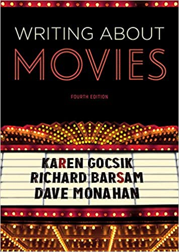 writing about movies fourth edition