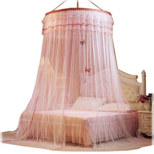 - Bed Canopy Hanging Netting for Girl Boy Children Luxurs Mosquito Net