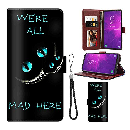(Wallet Case Fits for Samsung Galaxy Note 9 (6.4