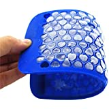 Heart Shape ice cube tray Silicone Ice Mold Bar Juice Popsicle Ice Cream Tools Kitchen Gadgets Dining Bar Wholesale Accessories Supplies Stuff (Random Color)