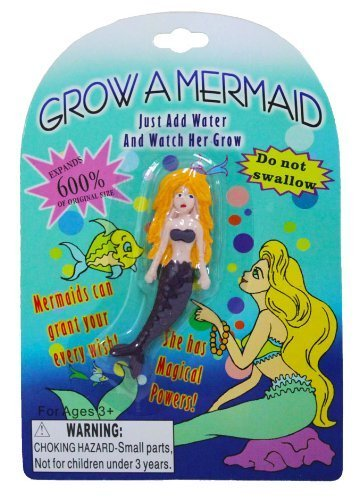 Grow Mermaid Expands 600 Water product image