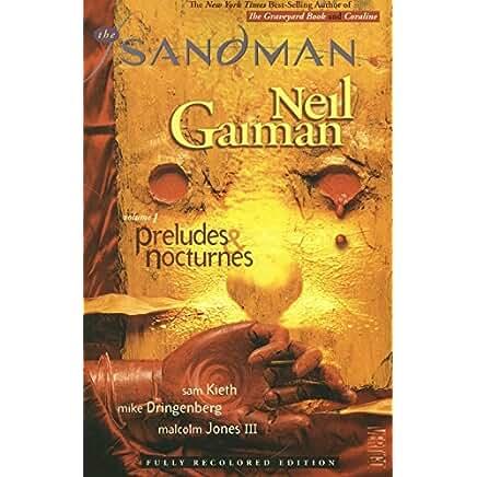美漫长篇连载最伟大的作品《睡魔》(Sandman)系列