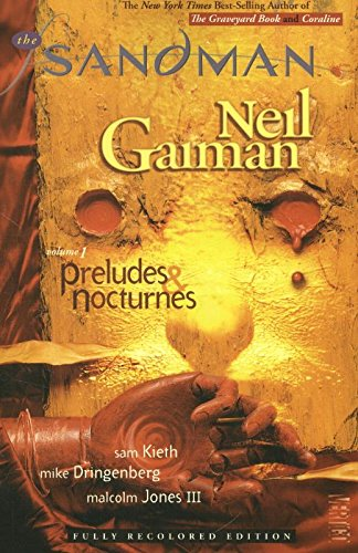 The Sandman Vol. 1: Preludes & Nocturnes (New Edition) (Sandman New Editions)