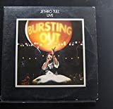 Bursting Out: Jethro Tull Live [Vinyl LP record]