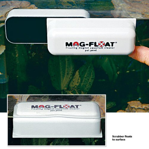 Replacement Pad and Felt for Mag-Float 500 for Glass by Mag-Float