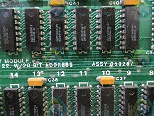 00 Memory Module - MEASUREX 053287-00 MEMORY MODULE/HIREL-1 USED