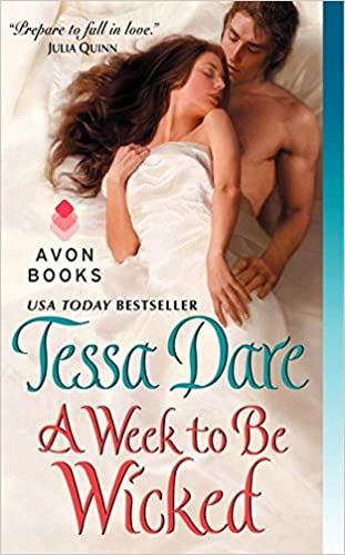 A Week To Be Wicked Tessa Dare