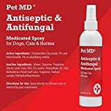 Pet MD - Antiseptic and Antifungal Medicated