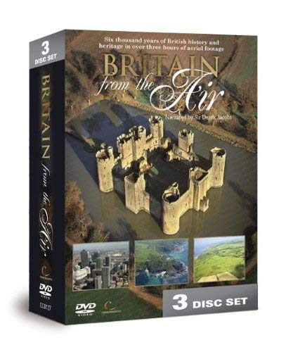 Britain From The Air With Derek Jacobi DVD Reino Unido: Amazon.es ...